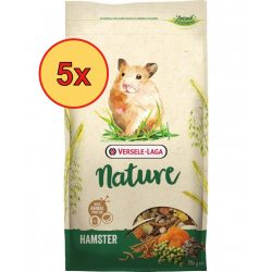 5x Versele-Laga Nature Hamster 700g