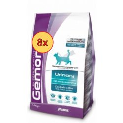 8x Gemon Cat Urinary 1,5kg