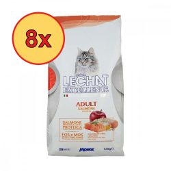 8x Lechat Excellence 1,5kg Adult Lazac