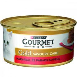 Gourmet Gold 85g Ragu Marha + Paradicsom