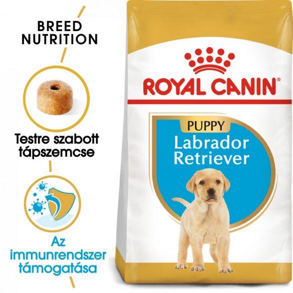 ROYAL CANIN LABRADOR PUPPY 3kg Száraz kutyatáp