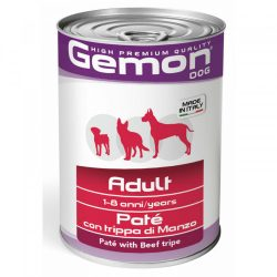 Gemon Dog Konzerv Pate Marha+Pacal 400g