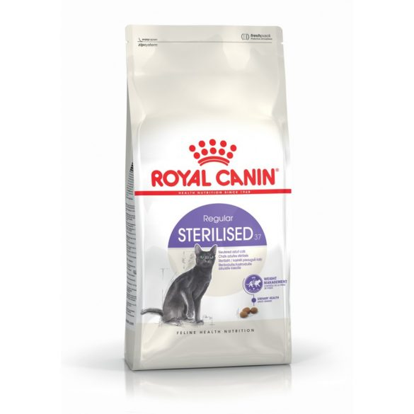 ROYAL CANIN STERILISED 37 10kg Macska száraztáp