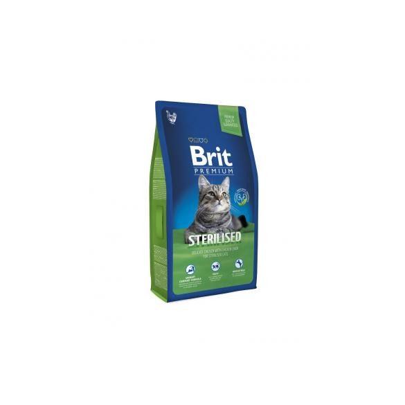Brit Prémium Cat Steril 800g