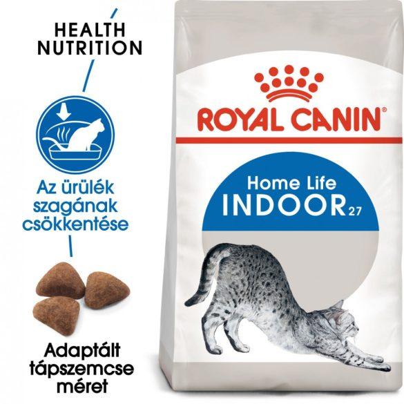ROYAL CANIN INDOOR 27 10kg Macska száraztáp