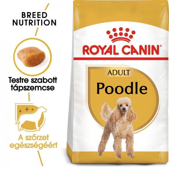 ROYAL CANIN POODLE ADULT 1,5kg Száraz kutyatáp