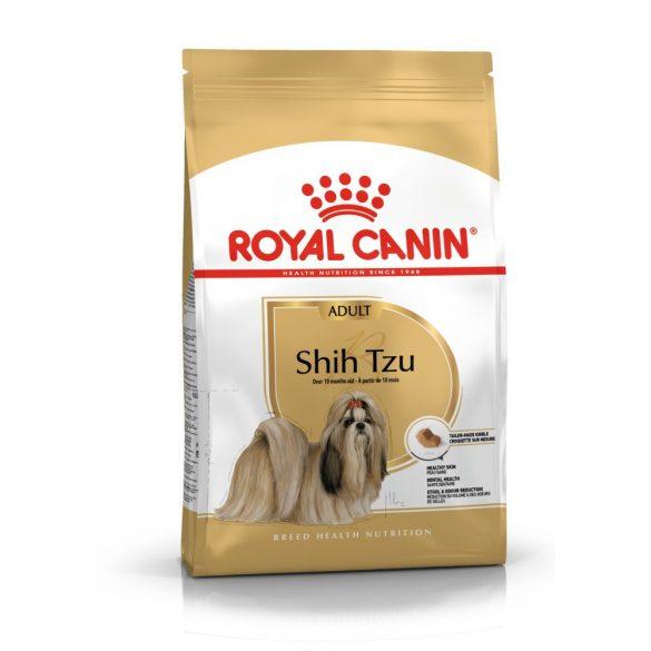 ROYAL CANIN SHIH TZU ADULT 1,5kg Száraz kutyatáp