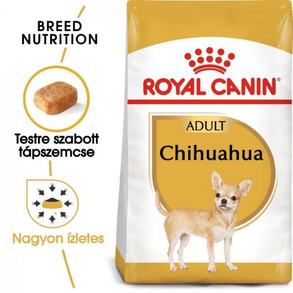 ROYAL CANIN CHIHUAHUA ADULT 500g Száraz kutyatáp