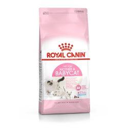 ROYAL CANIN MOTHER & BABYCAT 400g Macska száraztáp