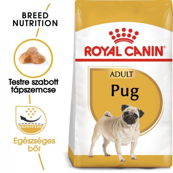 ROYAL CANIN PUG ADULT 500g Száraz kutyatáp