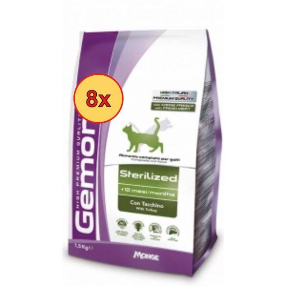 8x Gemon Cat Steril 1,5kg