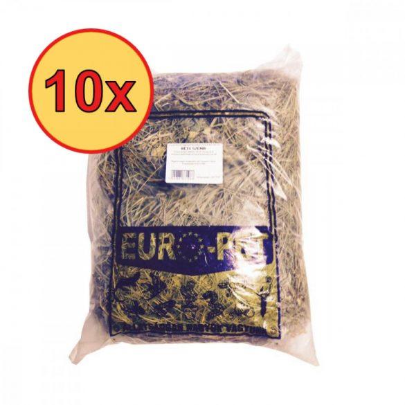 10x Euro-Pet Réti Széna 5l