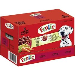 Frolic 7,5kg Marha & Zöldség