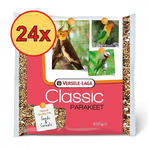 24x Versele-Laga Classic Parakeet 500g