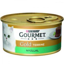 Gourmet Gold 85g Pástétom Nyúl