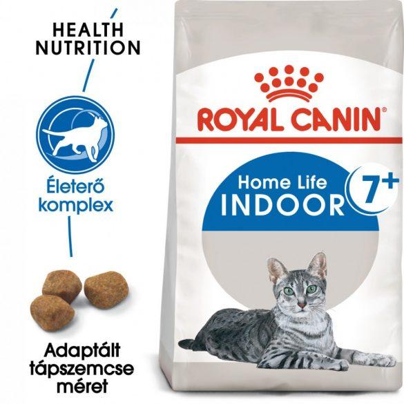 ROYAL CANIN INDOOR 7+ 400g Macska száraztáp