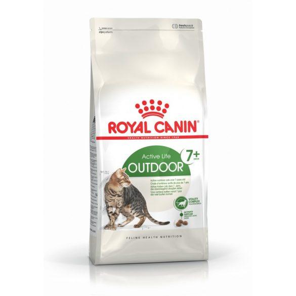 ROYAL CANIN OUTDOOR 7+ 10kg Macska száraztáp
