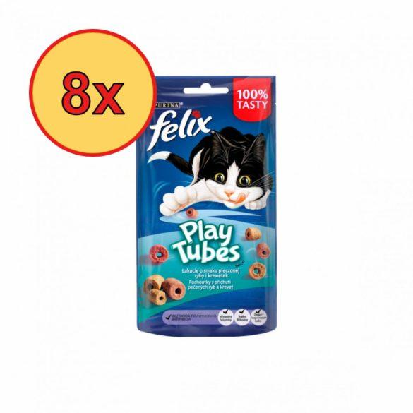 8x Félix Play Tubes Hal és Rák 50g