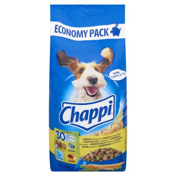 Chappi 13,5kg Baromfi + Zöldség