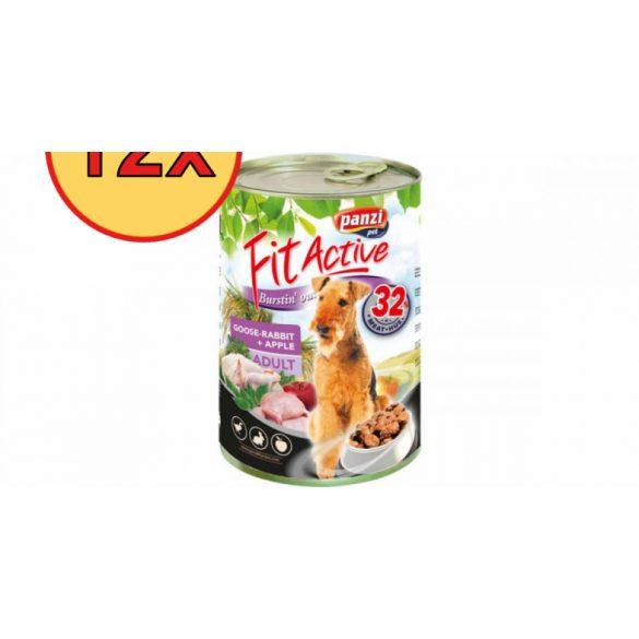 12x FitActive DOG 1240g Liba+Nyúl