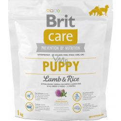 Brit Care Puppy Lamb 1kg