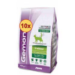 10x Gemon Cat 400g száraz Indoor