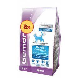8x Gemon Cat  Adult tonhal-lazac 1,5kg száraz