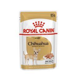 ROYAL CANIN CHIHUAHUA ADULT 12x85g Alutasakos kutyaeledel