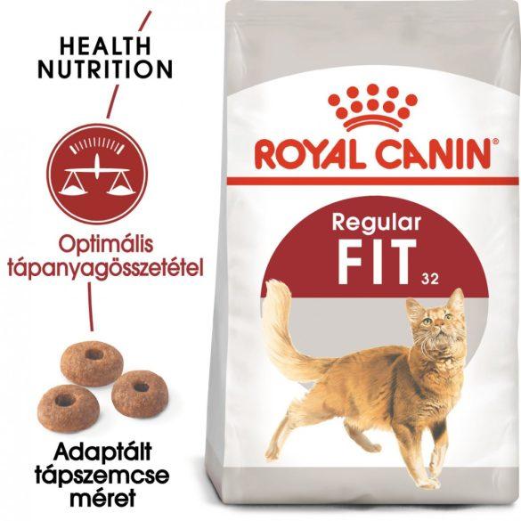 ROYAL CANIN FIT 33 10kg Macska száraztáp