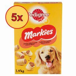 5x Pedigree Markies 1.5 kg jutalomfalat kutyáknak