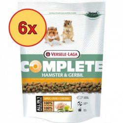 6x Versele-Laga Complette Hamster 500g