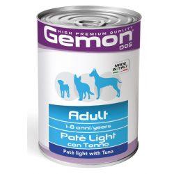 Gemon Dog Konzerv Paté Light Tonhal 400g