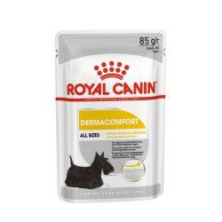ROYAL CANIN DERMACOMFORT 12x85g Alutasakos kutyaeledel