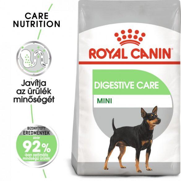 ROYAL CANIN MINI DIGESTIVE CARE 3kg Száraz kutyatáp