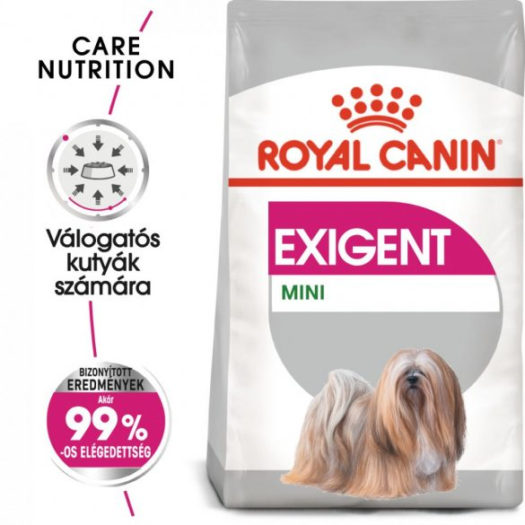 ROYAL CANIN MINI EXIGENT 3kg Száraz kutyatáp