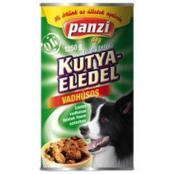 Panzi konzerv kutya 1240g vad