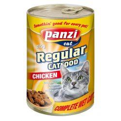 Panzi konzerv macska 415g csirke