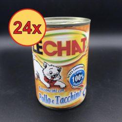 24x Lechat 400g Csirke