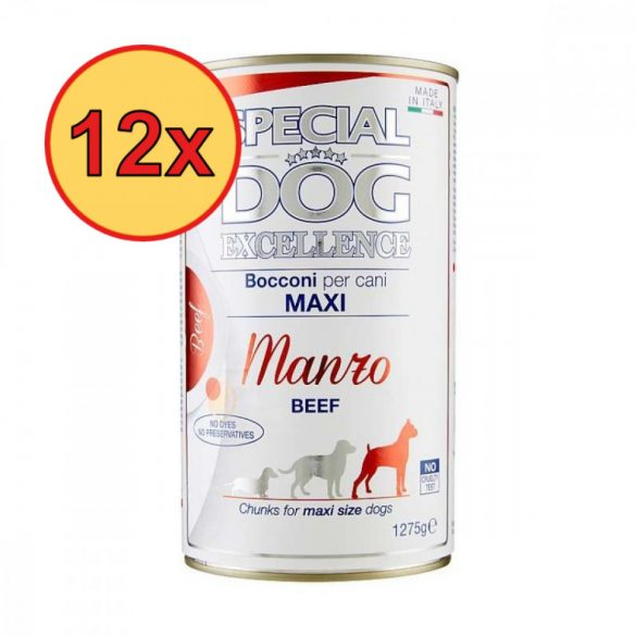 12x Special Dog Excellence 1275g Maxi Marha