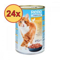 24x Reno Cat 415g Csirke