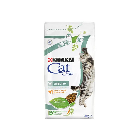 Cat Chow Steril 12+3kg
