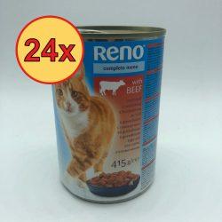 24x Reno Cat 415g Marha
