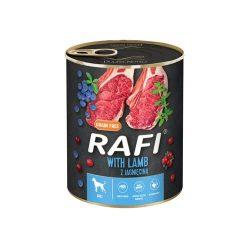 Rafi 800g Adult Pate Bárány Kék és Vörösáfonyával Kutyakonzerv