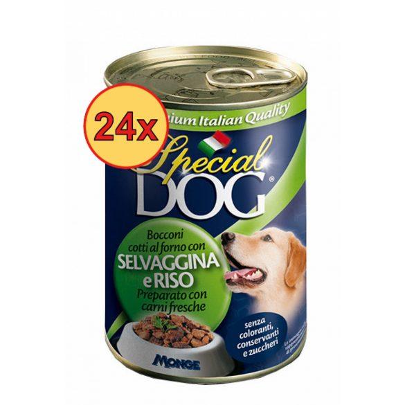 24x Special Dog 400g Vad