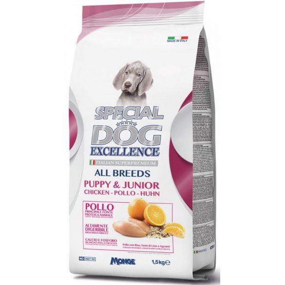Special Dog Excellence Puppy&Junior Csirke 1,5kg