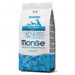 Monge Dog Speciality Line 15kg Hipoallergén Hal 24/12 szuperprémium száraz kutyaeledel