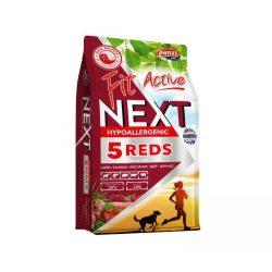 FitActive NEXT 3kg Hypoallergenic Adult FIVE REDS