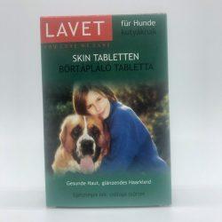 LAVET Bőrtápláló tabl. kutyának 50db