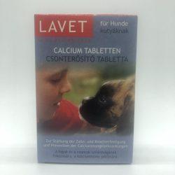 LAVET Csonterősítő tabl. kutyának 50db