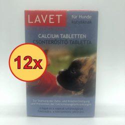 12x LAVET Csonterősítő tabl. kutyának